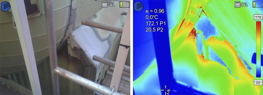 Termografía y eficiencia energética
